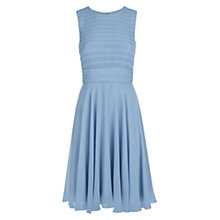 Buy Hobbs Callie Dress, Celestrial Blue Online at johnlewis.com