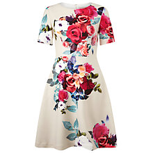 Buy Phase Eight Aurora Floral Dress, Multi Online at johnlewis.com