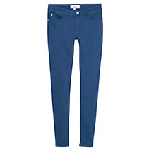 Buy Mango Newpaty Skinny Jeans, Dark Blue Online at johnlewis.com