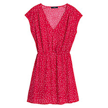 Buy Mango Flowy Print Dress Online at johnlewis.com