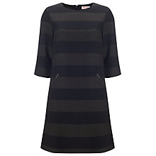 Buy Phase Eight Saphire Tunic Dress, Charcoal/Grey Online at johnlewis.com