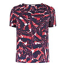 Buy Windsmoor Abstract Print Top, Multi Online at johnlewis.com