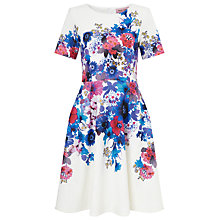 Buy Phase Eight Clematis Dress, Multi Online at johnlewis.com