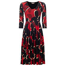 Buy Phase Eight Alena Printed Dress Online at johnlewis.com
