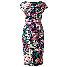 Buy Phase Eight Bessy Floral Dress, Multi-coloured Online at johnlewis.com