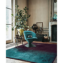 Buy Ted Baker Dipgeo Rust Rug Online at johnlewis.com
