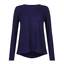 Buy Collection WEEKEND by John Lewis Cashmere Trapeze Jumper Online at johnlewis.com