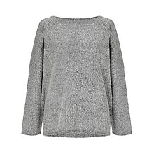 Buy Collection WEEKEND by John Lewis Felted Jumper, Grey Online at johnlewis.com