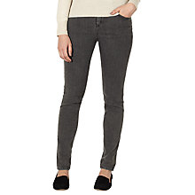 Buy John Lewis Slim Leg Jeans, Grey Online at johnlewis.com