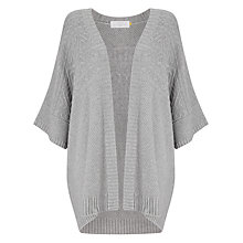 Buy Collection WEEKEND by John Lewis Poncho Wrap, Grey Online at johnlewis.com
