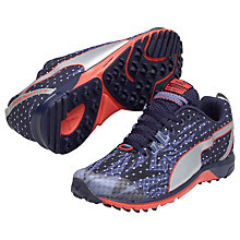 Buy Puma Faas 300 TR NC CAMO v3 Women's Neutral Running Shoe, Purple Online at johnlewis.com