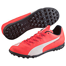 Buy Puma Evospeed 5.4 TT Football Boots, Red Online at johnlewis.com