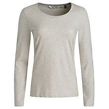 Buy Seasalt Thrifty Top, Silver Online at johnlewis.com