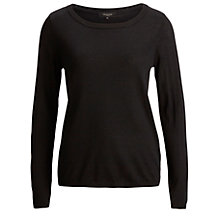 Buy Selected Femme Nahla Silk-Blend Jumper Online at johnlewis.com
