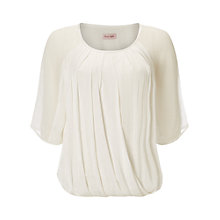 Buy Phase Eight Kitty Blouse, Ivory Online at johnlewis.com