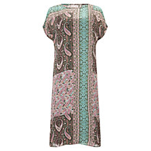 Buy East Alhambra Print Dress, Multi Online at johnlewis.com