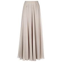 Buy Jacques Vert Layered Maxi Skirt, Mid Neutral Online at johnlewis.com