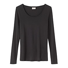 Buy East Long Sleeve Jersey Top Online at johnlewis.com