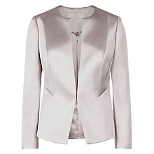 Buy Jacques Vert Sateen Edge to Edge Jacket Online at johnlewis.com