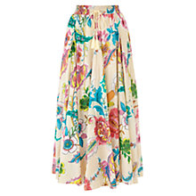 Buy East Antoinette Skirt, Calico Online at johnlewis.com