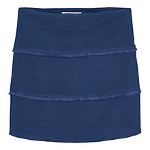 Buy Mango Decorative Trim Skirt, Navy Online at johnlewis.com