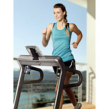 Buy MYRUN Technogym Treadmill Online at johnlewis.com