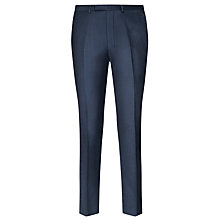 Buy Kin by John Lewis Boston Milled Twill Slim Fit Suit Trousers, Teal Online at johnlewis.com