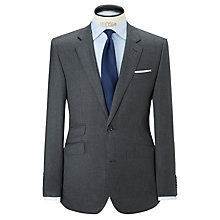Buy John Lewis Super 120s Wool Cashmere Flannel Tailored Suit Jacket Online at johnlewis.com