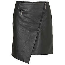 Buy Betty Barclay Faux Leather Assymetrical Skirt Online at johnlewis.com