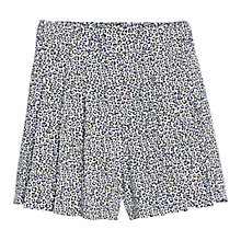 Buy Mango Printed Shorts, Natural White Online at johnlewis.com