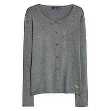 Buy Mango Basic Cardigan Online at johnlewis.com