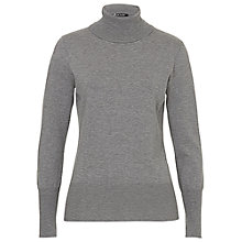 Buy Betty Barclay Polo Jumper, Grey Online at johnlewis.com