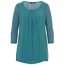 Buy Betty Barclay Long Jersey Top, Smokey Mint Online at johnlewis.com