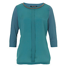 Buy Betty Barclay Long Stud Detail Blouse Online at johnlewis.com