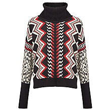 Buy Somerset by Alice Temperley Mexican Jumper, Multi Online at johnlewis.com