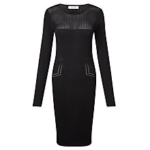 Buy Somerset by Alice Temperley Ottoman Dress, Black Online at johnlewis.com