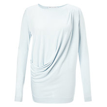 Buy John Lewis Capsule Collection Charlotte Drape Top Online at johnlewis.com