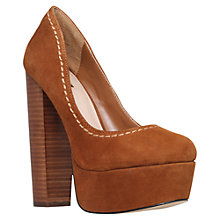 Buy Carvela Ariel Platform Court Shoes Online at johnlewis.com