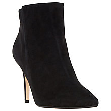 Buy Dune Orlando Suede Stiletto Ankle Boots Online at johnlewis.com