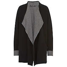 Buy Betty Barclay Knitted Cardigan, Black/Grey Online at johnlewis.com