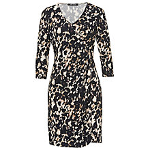 Buy Betty Barclay Wrap Effect Dress, Multi Online at johnlewis.com