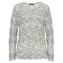 Buy Betty Barclay Loose Knit Jumper, Multi Online at johnlewis.com