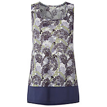 Buy White Stuff Heidi Jersey Vest, Light Lavender Online at johnlewis.com