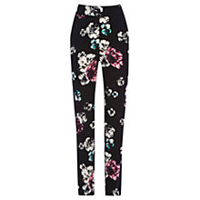 Buy Oasis Jessica Trouser, Multi/Black Online at johnlewis.com