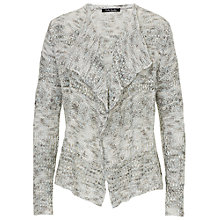 Buy Betty Barclay Loose Knit Edge to Edge Cardigan, Multi Online at johnlewis.com