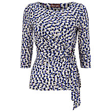 Buy Phase Eight Sally Spot Top, Multi-coloured Online at johnlewis.com