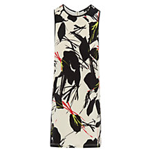 Buy Warehouse Poppy Mix Shell Top, Multi Online at johnlewis.com