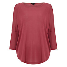 Buy Phase Eight Catrina Top, Berry Online at johnlewis.com
