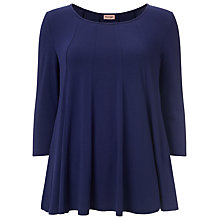Buy Phase Eight Cassandra Swing Top, Moody Blue Online at johnlewis.com