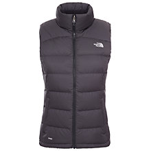 Buy The North Face Nuptse 2 Women's Gilet, Black Online at johnlewis.com